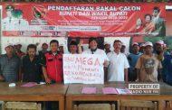 Lewat PDI-P, Penjual Kopi Mendaftar Jadi Calon Bupati Rembang