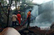 Pergi Ngaji, Ketika Pulang Rumah Sudah Ludes Terbakar