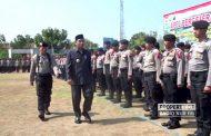 Ribuan Personil Dikerahkan Amankan Pilkades Serentak 237 Desa di Rembang