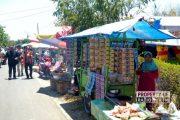 Momen Pilkades, Pedagang Luar Kota Serbu Rembang untuk 'Mremo'