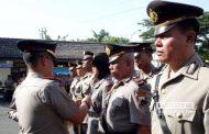 Tiga Pejabat Polres Rembang Dimutasi