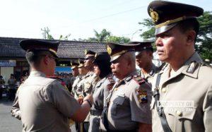 Tiga Pejabat Polres Rembang Dimutasi - berita rembang
