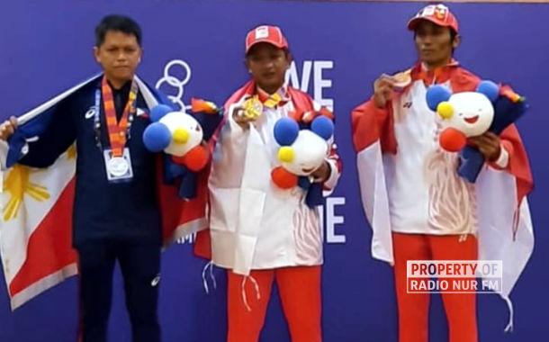Atlet Menembak Asal Lasem Raih Medali Perunggu di SEA Games Filipina