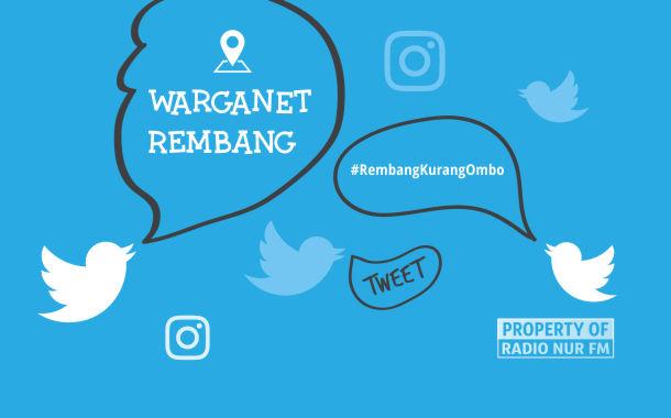 Rembang Edu Vlog Tuai Sorotan, Kini Muncul #RembangKurangOmbo